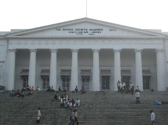 Mumbai (Bombay), India: Центральная библиотека