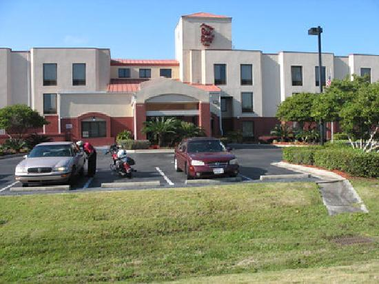 Red Roof Inn Pensacola Fairgrounds: this was a find for me