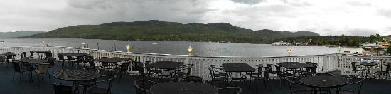 Shepards Cove Restaurant: From the Deck