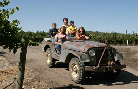Breakaway Tours & Event Planning: Vineyard Education options