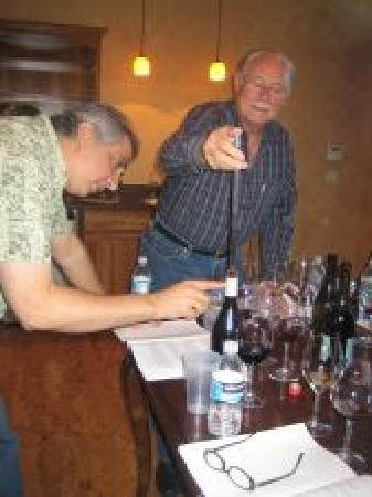 San Luis Obispo, Califórnia: Blending Trial options