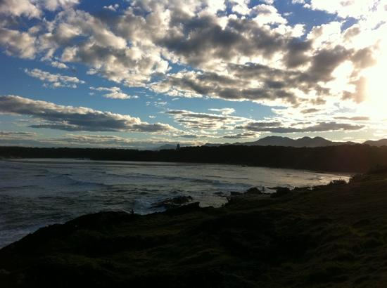 Coffs Harbour, Australien: sawtell headland