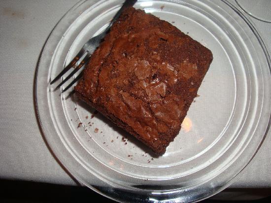 Zeste Cafe & Market: Brownie Chocolate