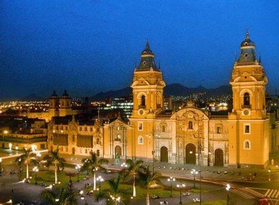 """Intense Peru : Lima, Peru """"Mystic City"""""""
