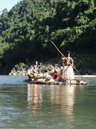 The Jewel Of Fiji Day Tour - Rafting