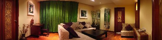 Orussey Hotel: Living Room