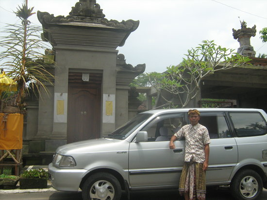 Bali Trust Driver - Private Tours