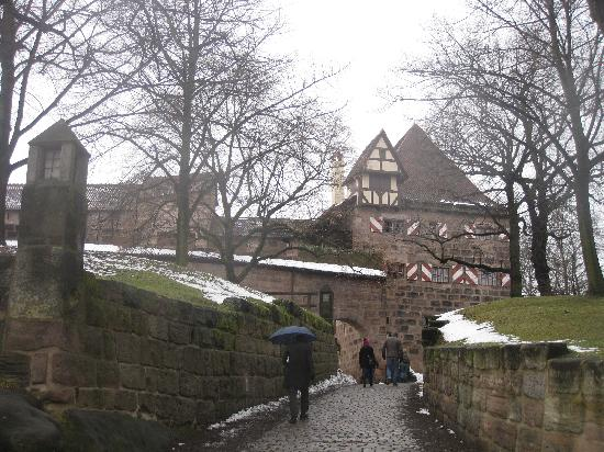 Nuremberg Castle / Imperial Castle