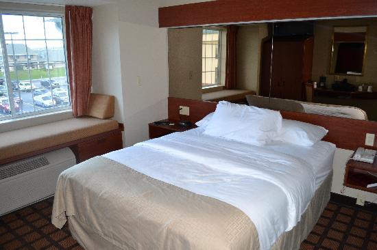Microtel Inn & Suites by Wyndham Rapid City: Bedroom