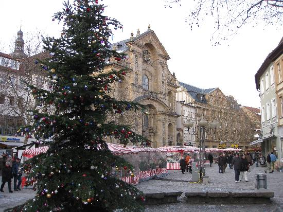 Christmas Market, Bamberg