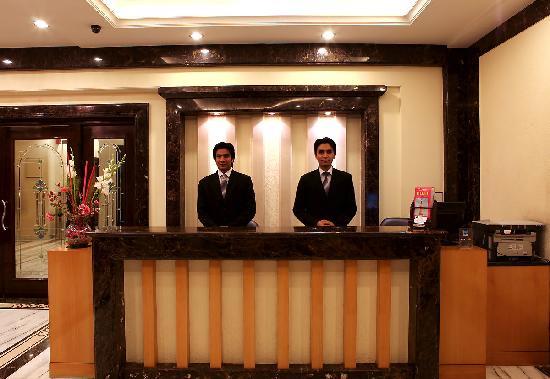 The Florence Inn: Reception