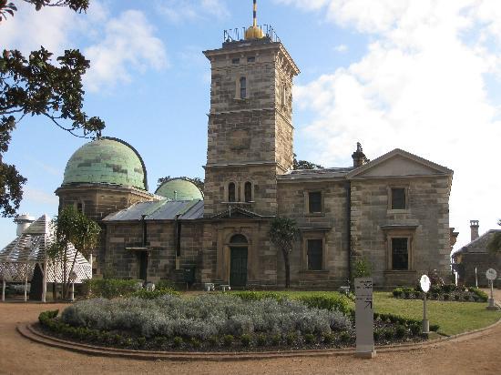 Sídney, Australia: Sydney Observatory, Observatory Hill, The Rocks