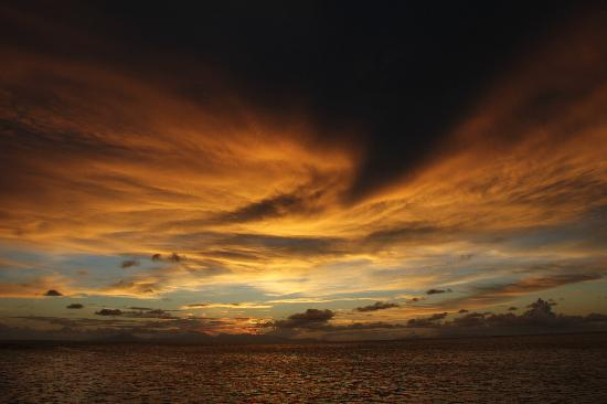 写真フアヒネ島枚