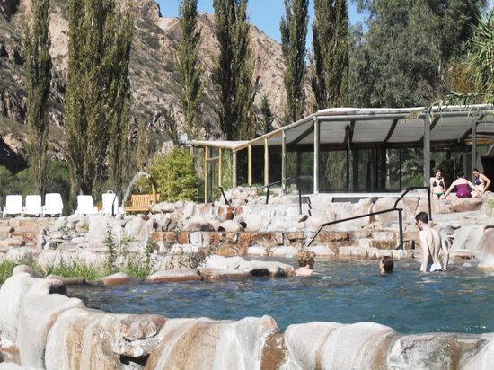 Cacheuta, Argentina: Hot springs