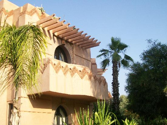 Villa Al Assala: Our balcony