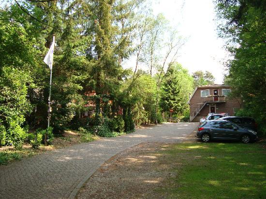 Buitencentrum de Stoppelberg: parcheggio nel verde