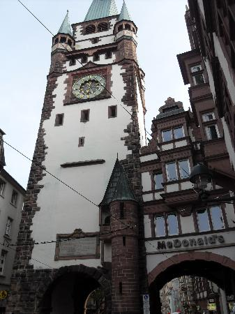 Friburgo, Germania: Martinstor