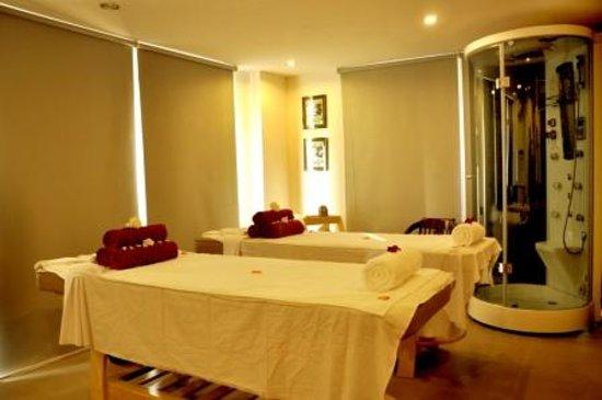 Blue Terra Spa Gurgaon : Harmony - Couples Room