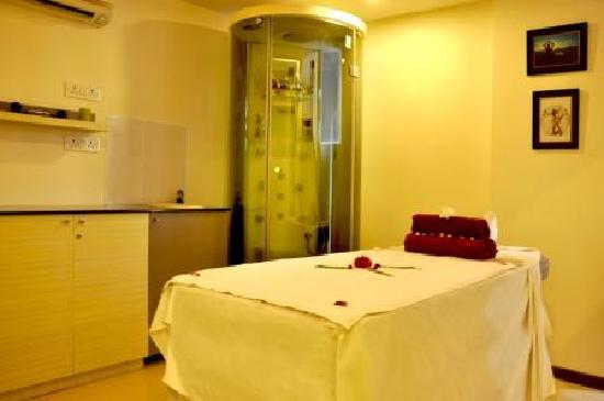 Blue Terra Spa Gurgaon : Bliss - Holistic Therapy Room