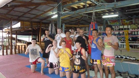 K.Y.N. Muay Thai Gym: KYN