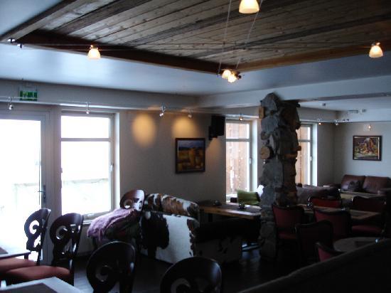Kvalsund, Norwegen: The lobby