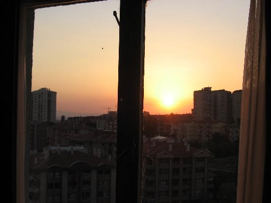 Buyukhanli Park Hotel & Residence: Room view