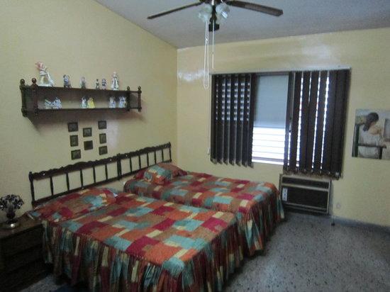 Casa Ileana Perez Valera: Sleeping room