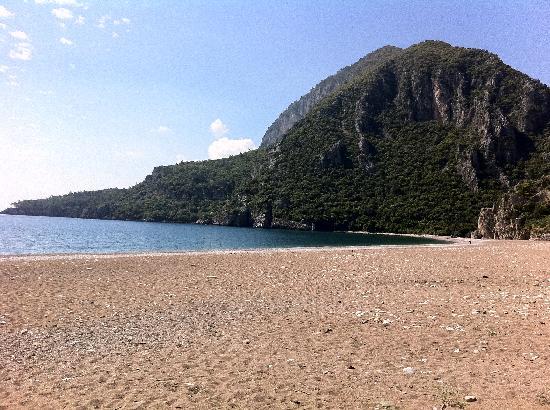 Kibala Hotel: The beach nearby