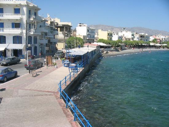 The Boulevard of Ierapetra, much more pictures on www.mirtos-reizen.nl.