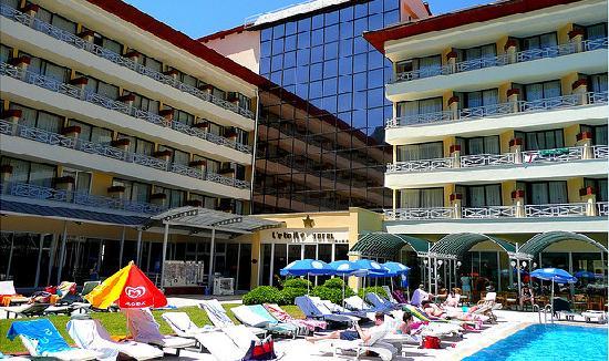 L'Etoile Hotel: the hotel