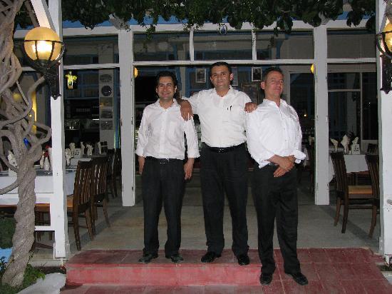 Selam Restaurant: The Crew