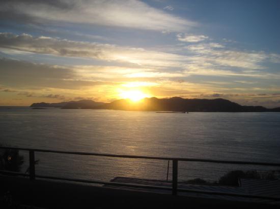 Villa Fantasia: Sunrise