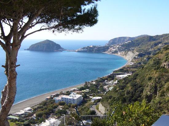 Ischia, Italy: spiaggia dei maronti