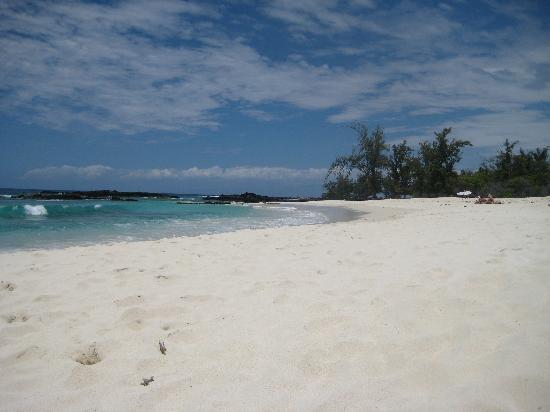 Makalawena/Pu'u Ali'i: perfect sand