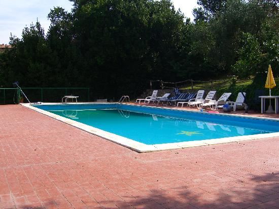 Residence L'Olivo: the swimming pool