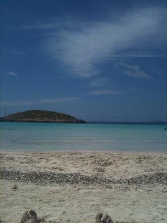 Hotel Garbi Ibiza & Spa : ein Ausflug nach formentera > sehr zu empfehlen