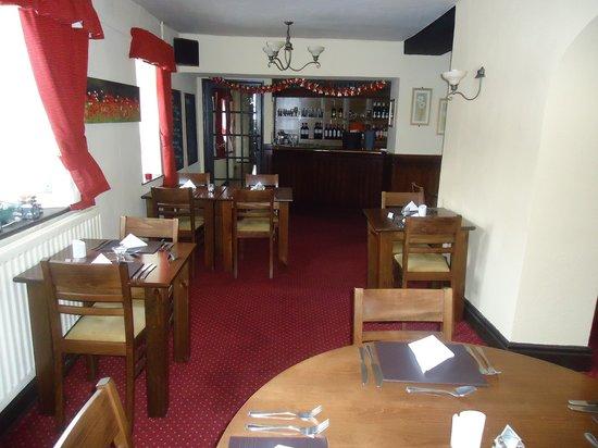 The Royal Oak: Restaurant