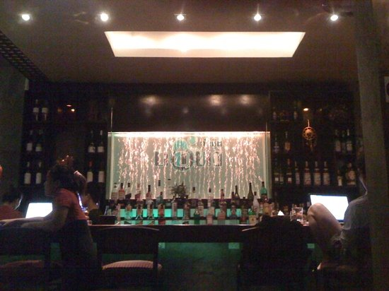 the liquid bar