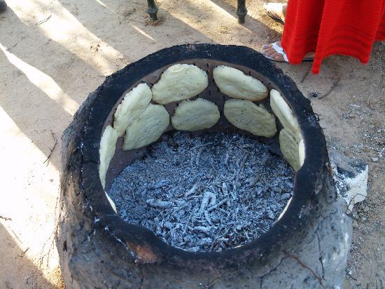 Medinat Alzahra Parc: Four à pain Berbère