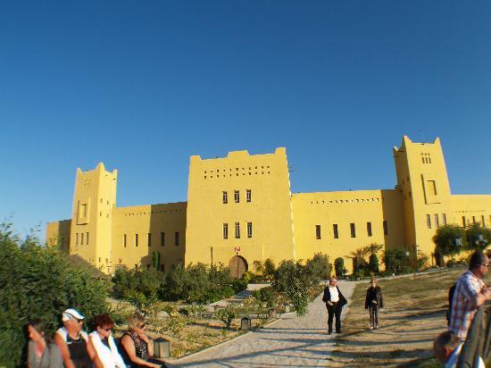 Medinat Alzahra Parc: Fort reconstitué