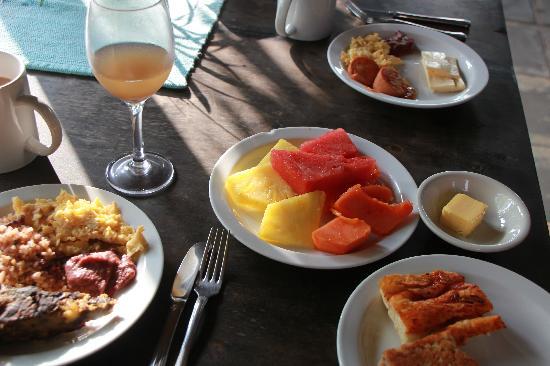 Cariblue Hotel: Frühstück