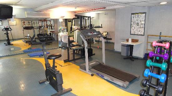 Regente Palace Hotel: GYM Center
