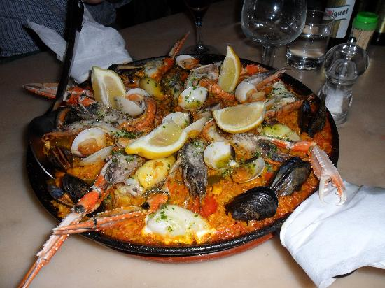 AguaDulce : what a paella is supposed to look like