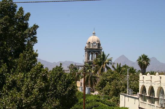 Villa del Palmar Beach Resort & Spa at The Islands of Loreto: the town Church