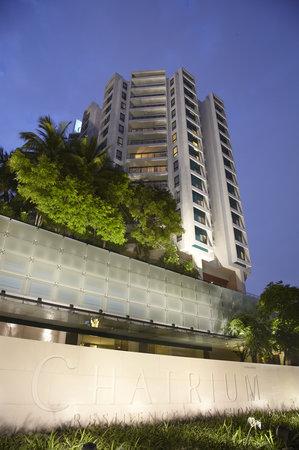 Chatrium Residence Sathon Bangkok: Hotel Building