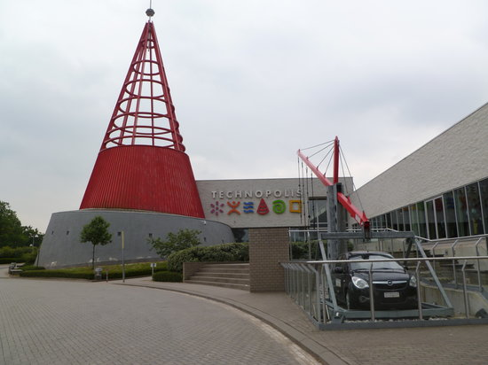 Malinas, Bélgica: The Technopolis Centre at Mechelen near Brussels