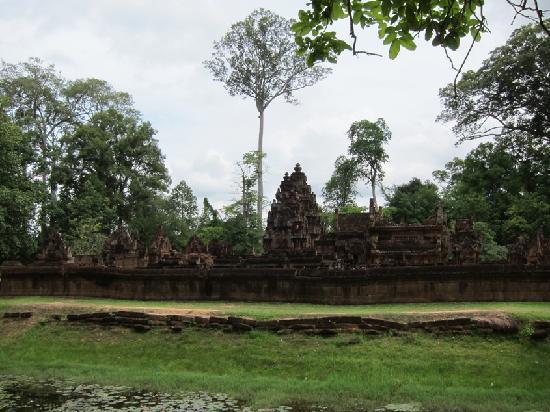 Siem Reap, Cambodja: Banteay Samre