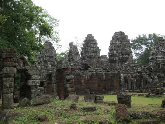 Siem Reap, Cambodja: Banteay Kdei