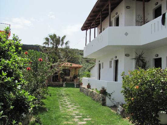 Hotel Irida Plakias : Apartment block at Hotel Irida