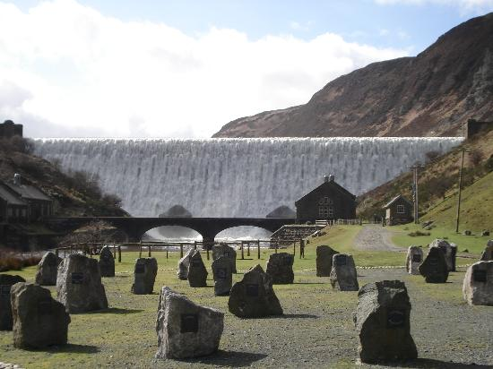 Galler, UK: Elan Valley